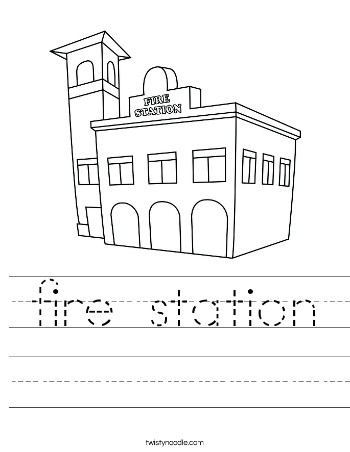 fire station coloring page fire safety coloring pages dollar deal 14 pages of fire fire page station coloring