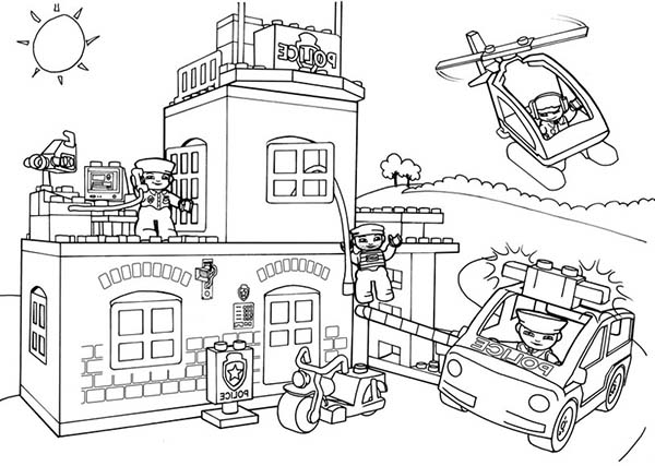 fire station coloring page printable lego city coloring pages for kids clipart coloring page station fire