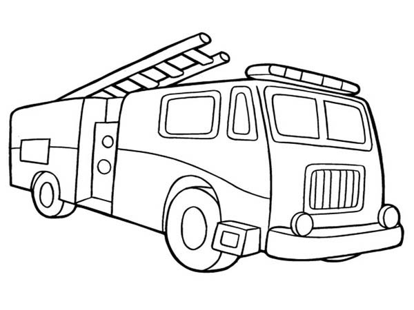 fire truck coloring page fire engine truck coloring page for kids transportation fire page coloring truck