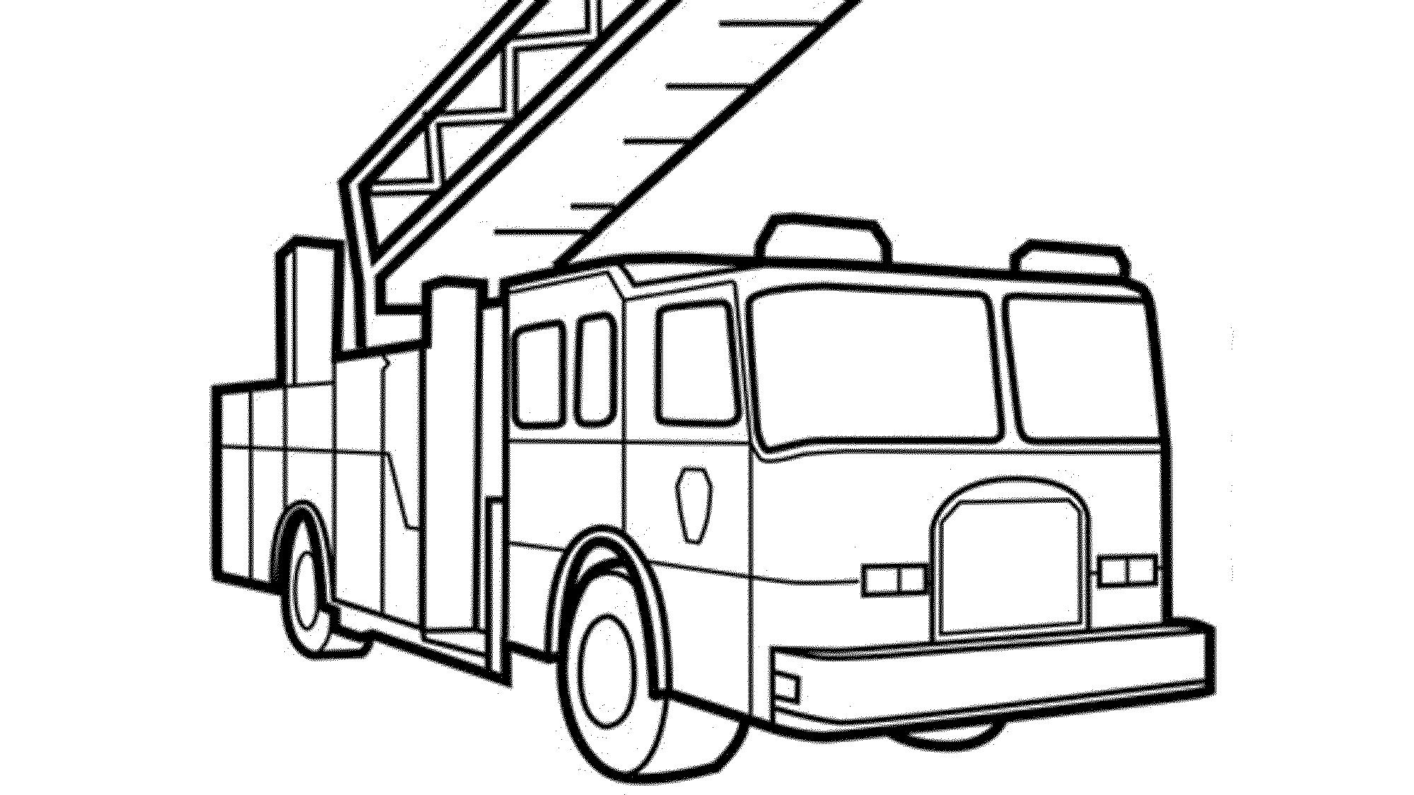 fire truck coloring page fire truck coloring pages getcoloringpagescom truck page coloring fire
