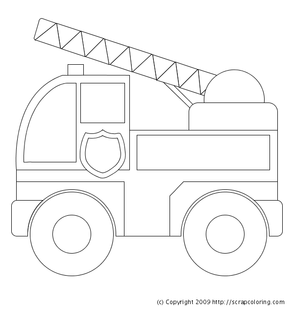 fire truck coloring page fire truck coloring pages to download and print for free page fire coloring truck