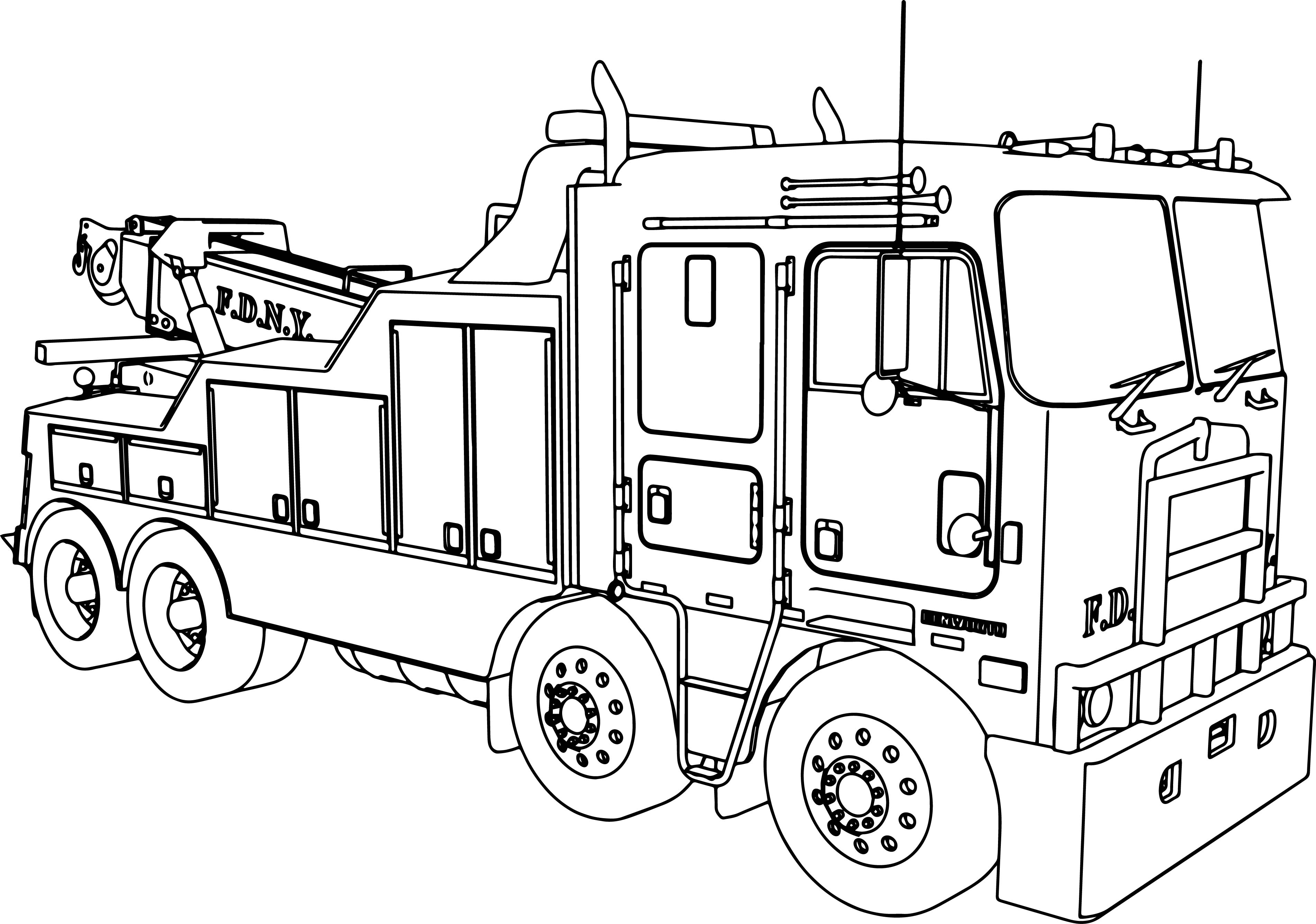fire truck coloring page firefighter coloring pages free printables momjunction fire truck page coloring
