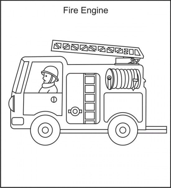 fire truck coloring page kenworth wrecker fire truck coloring page wecoloringpagecom coloring fire truck page