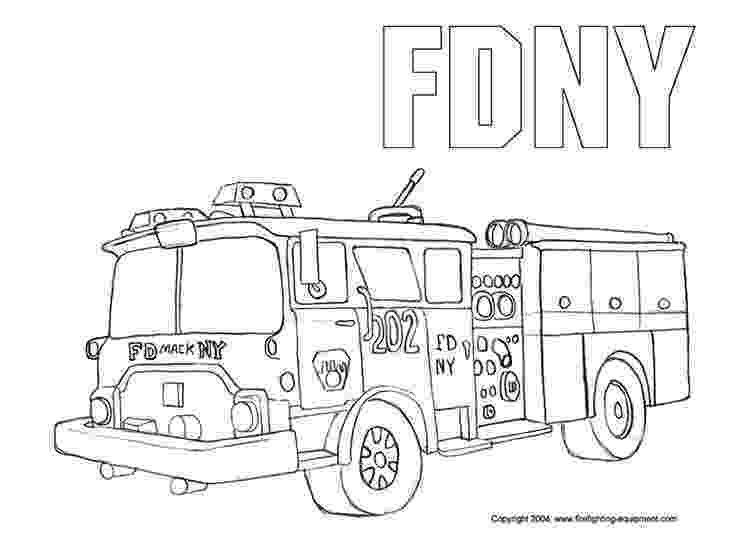 fire truck coloring pictures 20 free printable fire truck coloring pages truck coloring pictures fire