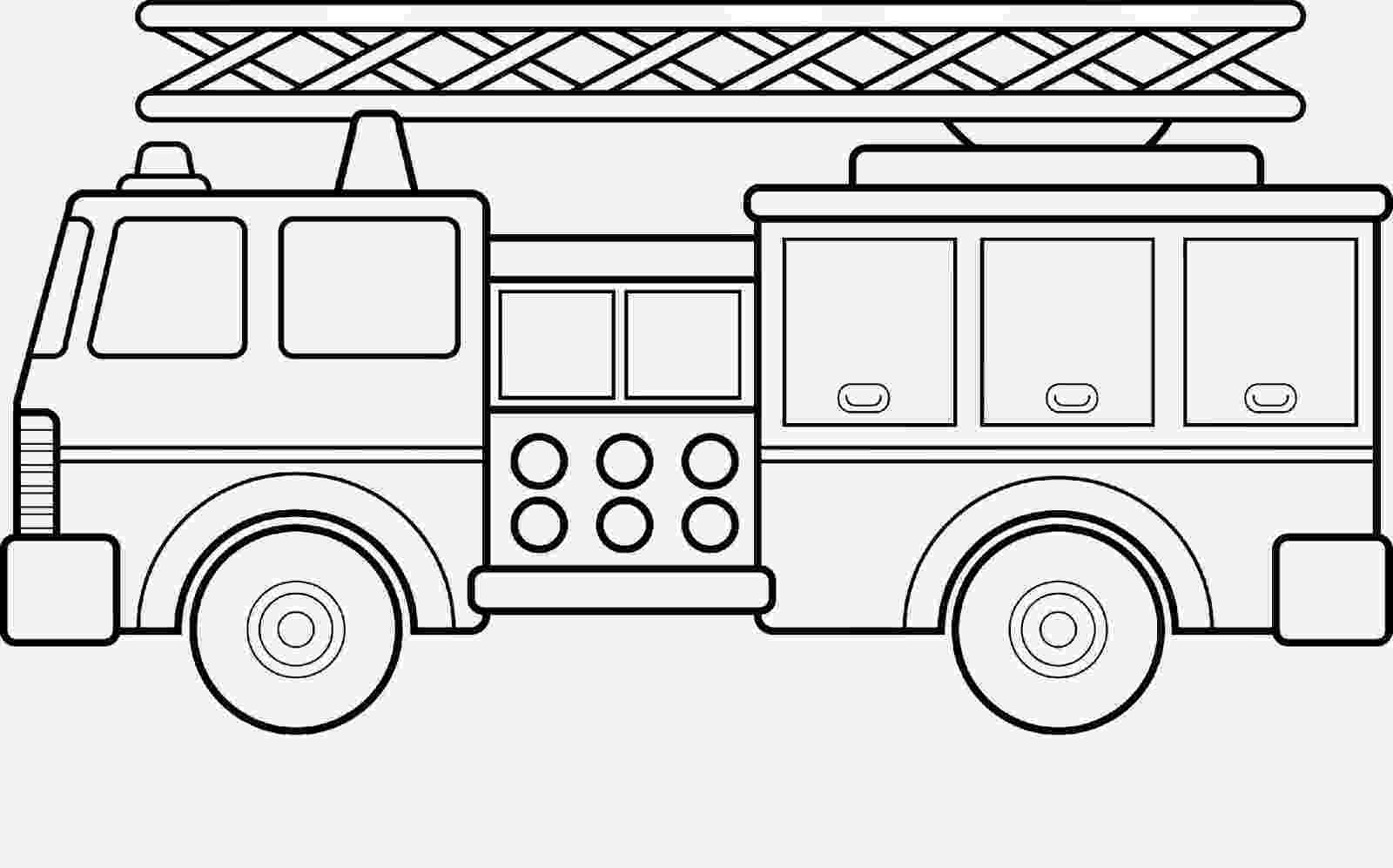 fire truck coloring pictures free fire truck coloring pages bestappsforkidscom coloring pictures truck fire