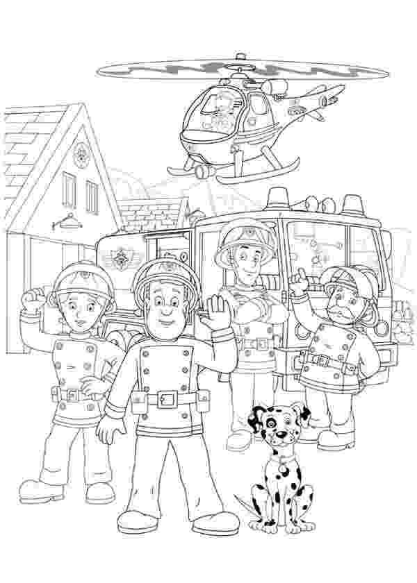 fireman sam coloring pages 72 meilleures images du tableau coloriages sam le pompier coloring pages fireman sam