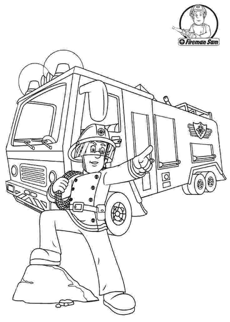 fireman sam coloring pages fireman sam coloring pages coloringpagesabccom fireman pages sam coloring