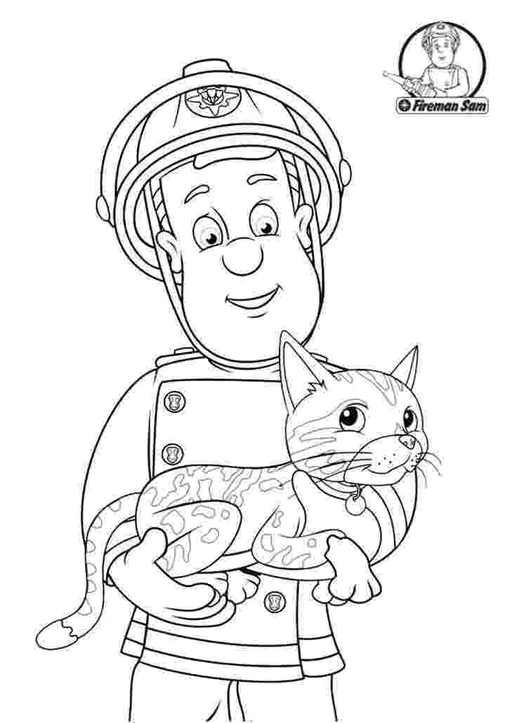 fireman sam coloring pages fireman sam coloring pages pages coloring sam fireman