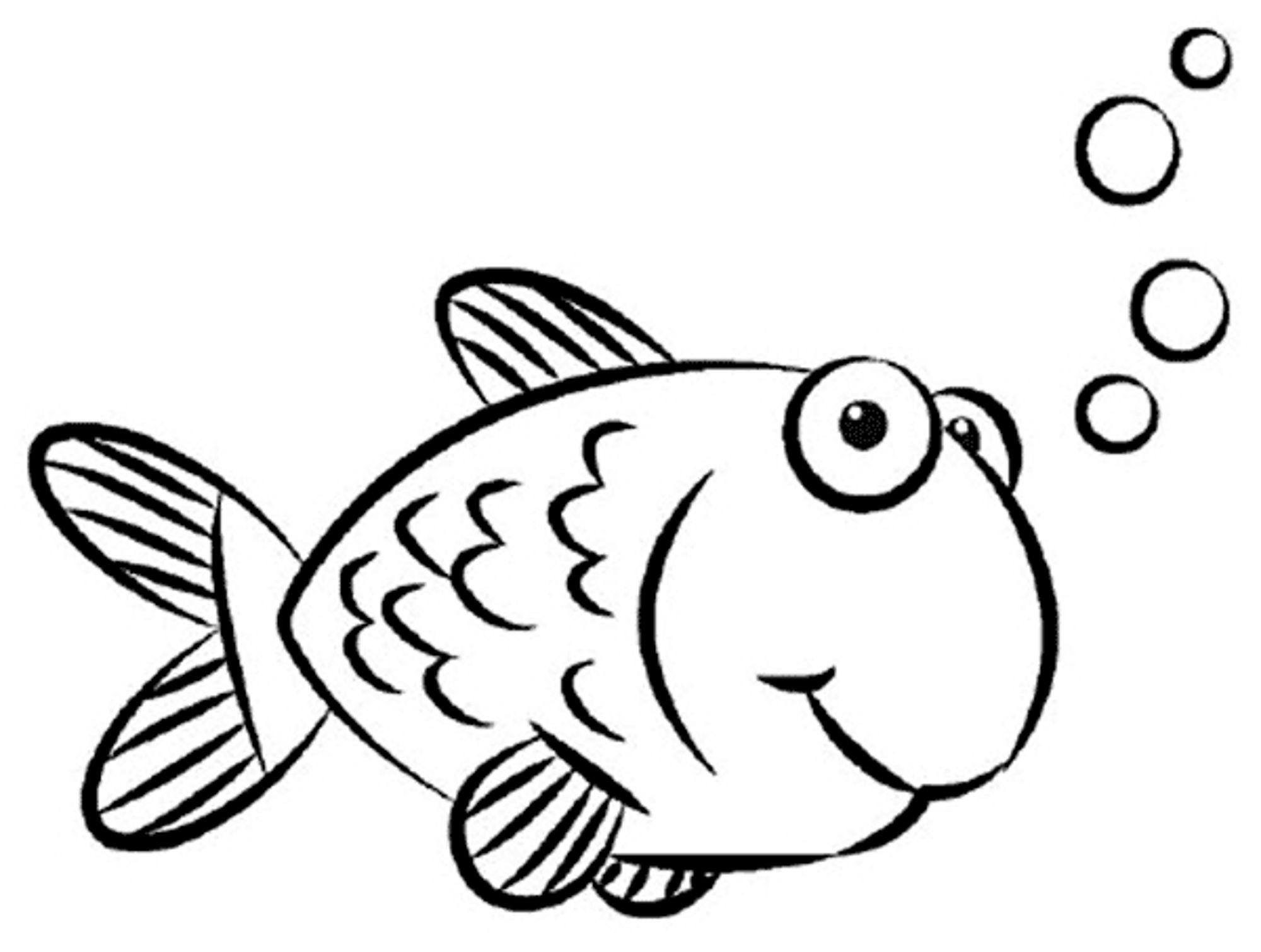 fish color fish coloring pages learn to coloring fish color