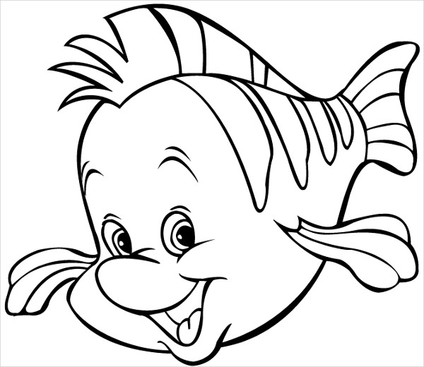 fish color free printable fish coloring pages for kids cool2bkids fish color 1 2