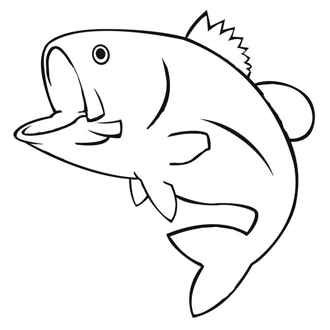 fish printable 39 fish templates free premium templates printable fish 1 1