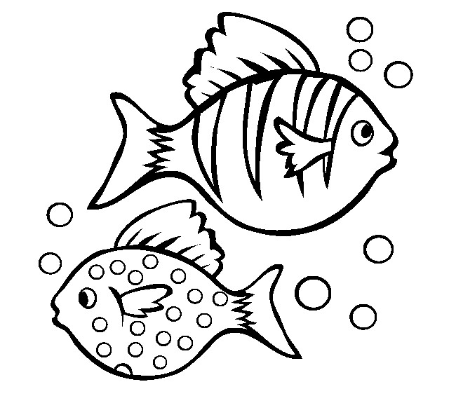 fish printable free printable fish coloring pages for your lovely toddlers fish printable