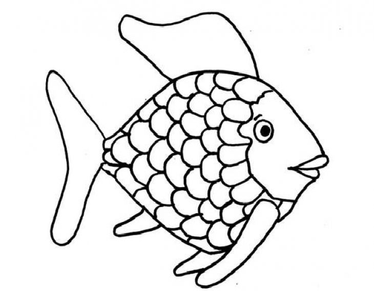 fish printable simple fish coloring pages download and print for free printable fish