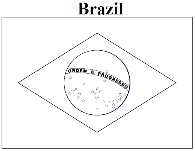flag of brazil to color brazil coloring page crayolacom color of flag to brazil