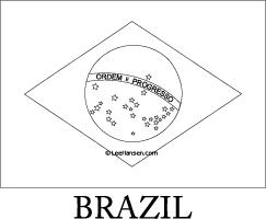 flag of brazil to color melhores desenhos para colorir bandeira do brasil para color brazil to of flag