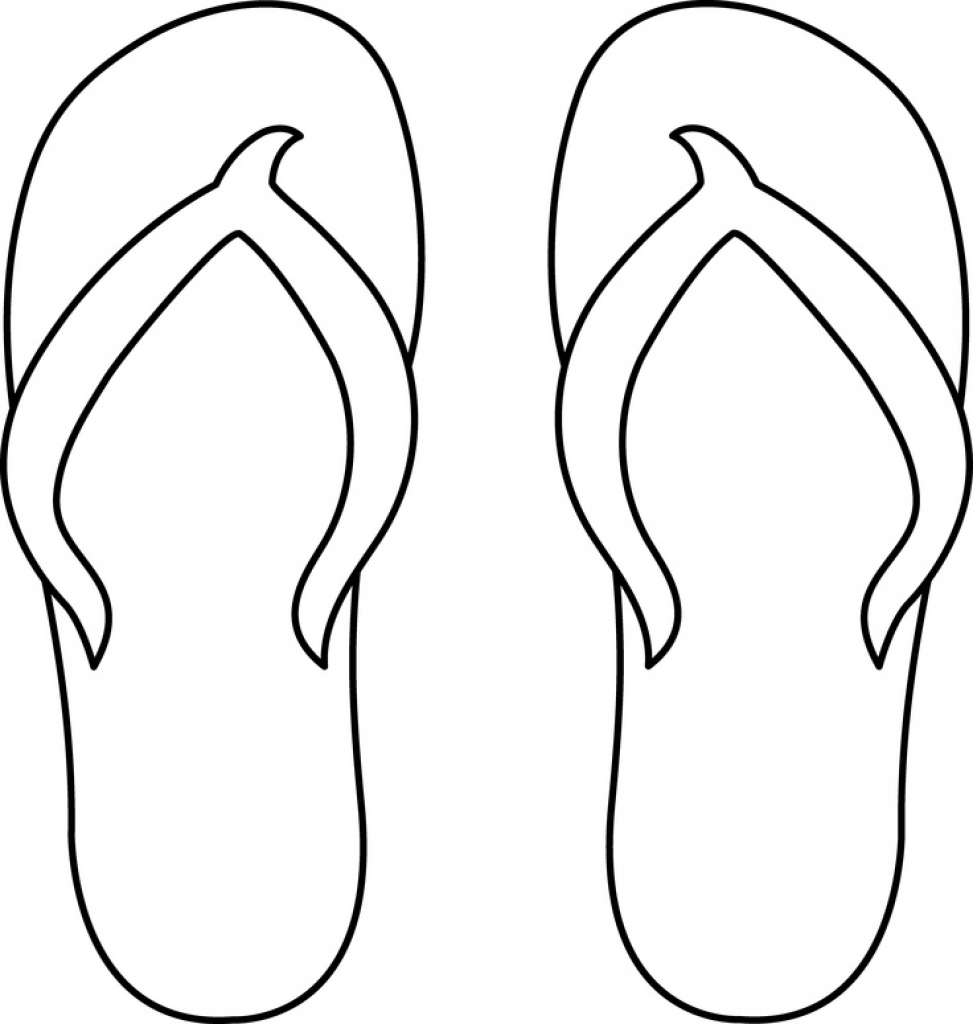 flip flop coloring page 12 coloring pages of flip flop print color craft coloring flip page flop