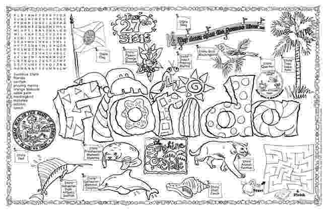 florida state flag coloring page florida state symbols coloring page free printable flag page coloring florida state