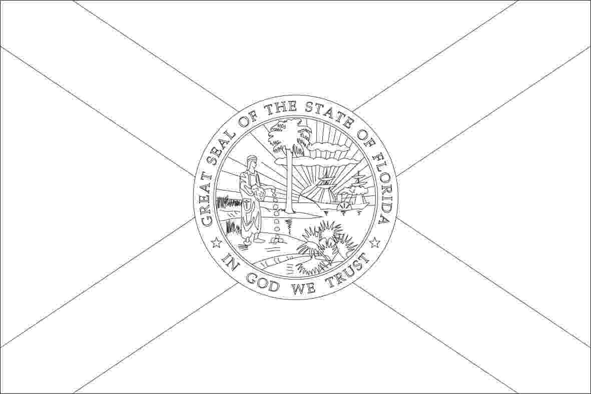 florida state flag coloring page world flags coloring pages 3 state flag page coloring florida