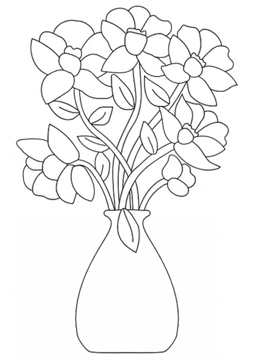 flower coloring pages free printable free printable spring coloring pages ausmalbilder coloring free flower pages printable