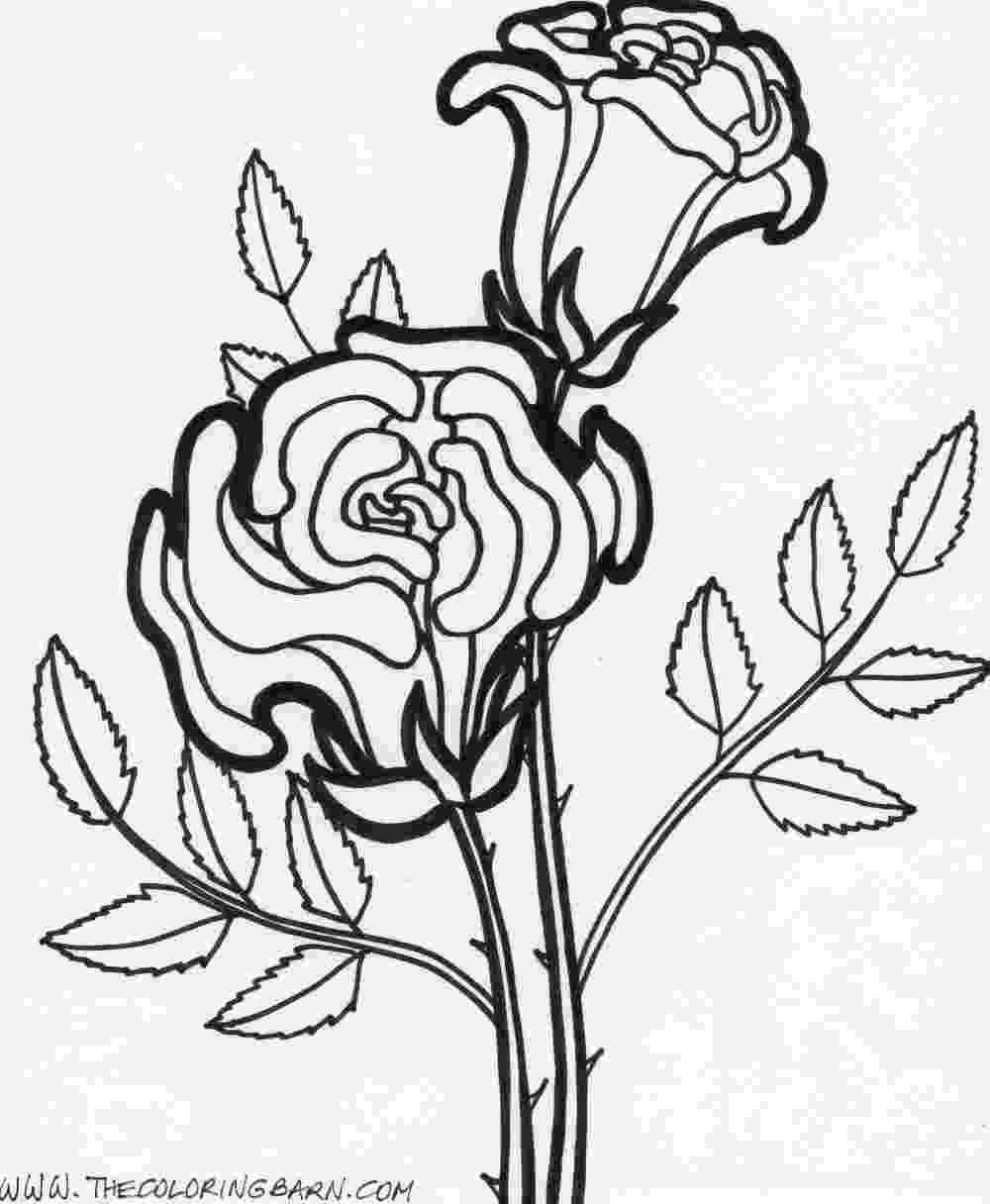 flower coloring pages the gallifrey crafting company page 6 coloring flower pages