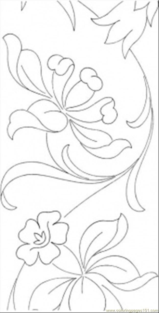 flower patterns to color coloring page world march 2013 to patterns flower color