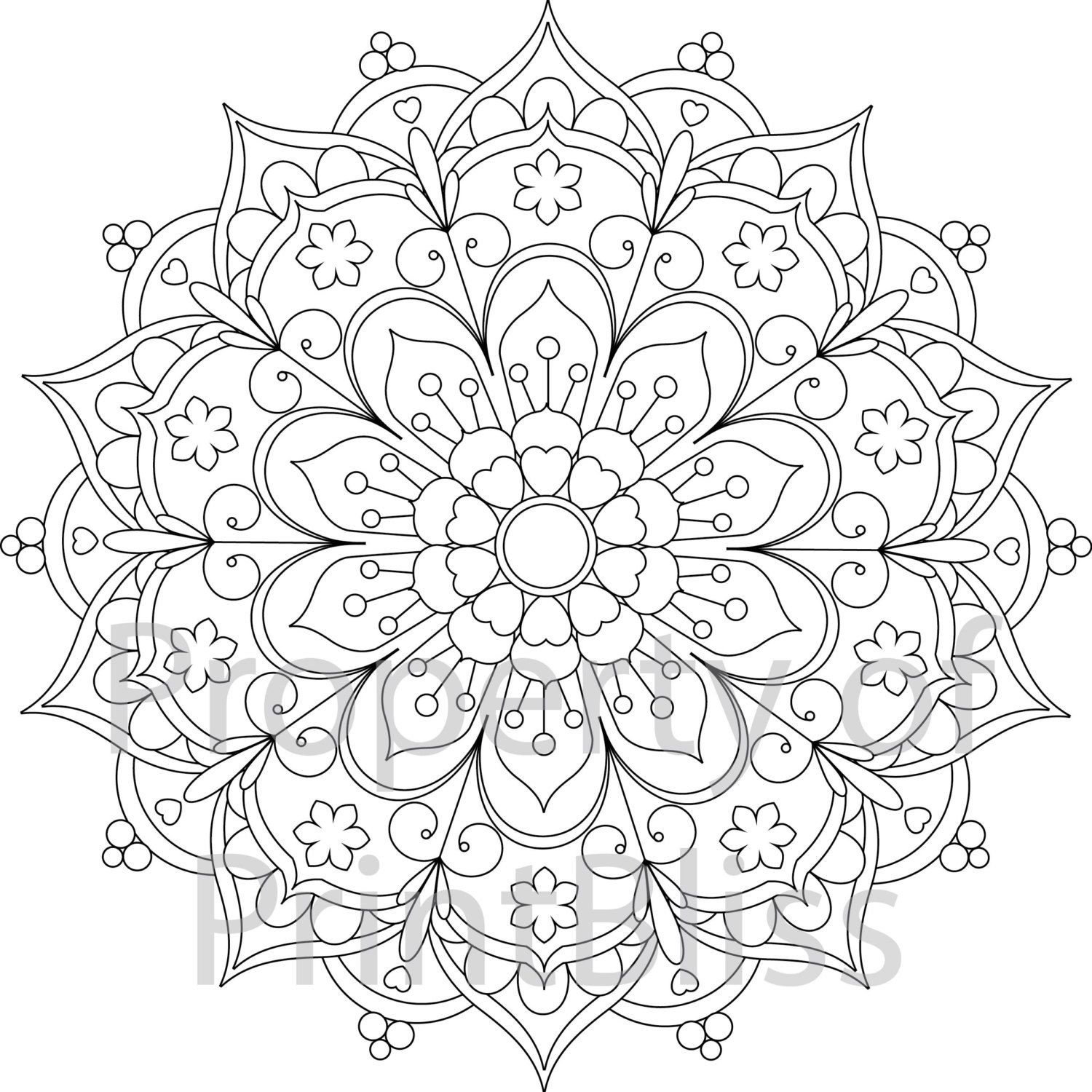 flower patterns to color free printable flower bouquet coloring pages 49 free to patterns flower color