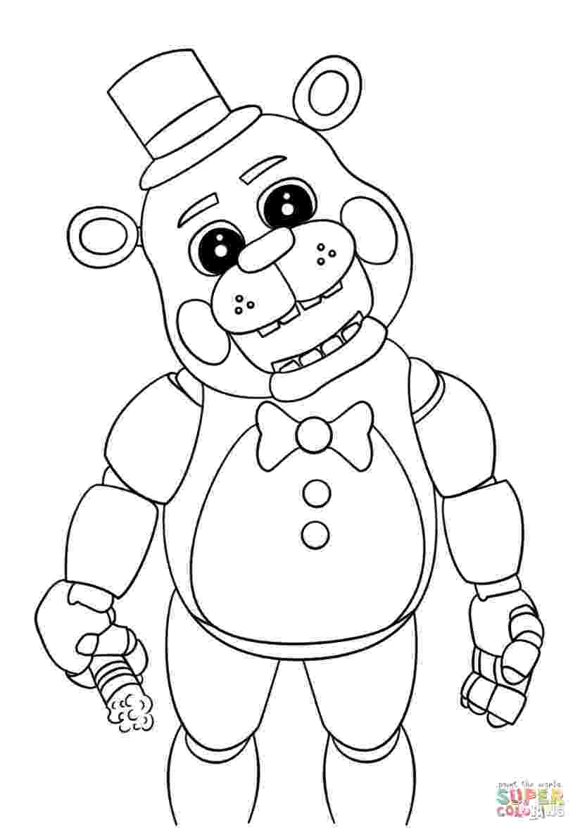fnaf pictures f naf all characters coloring pages coloring pages pictures fnaf