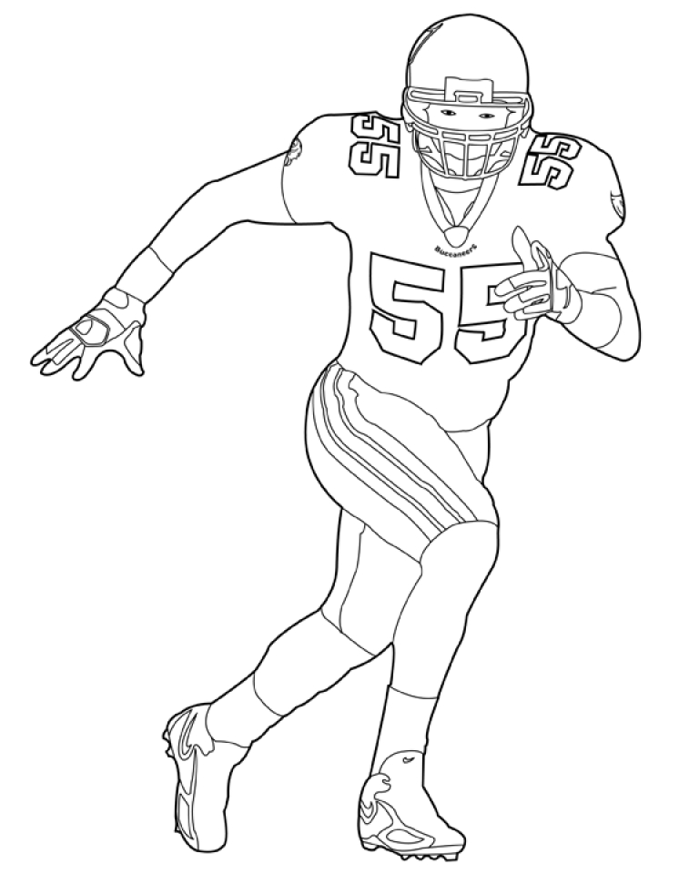 football coloring pages free printable football coloring pages 036 printable free pages football coloring