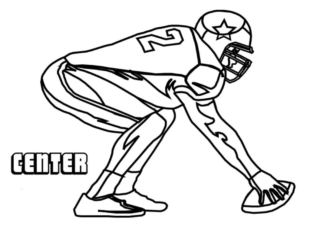 football coloring pages free printable nfl coloring pages kidsuki coloring pages free printable football