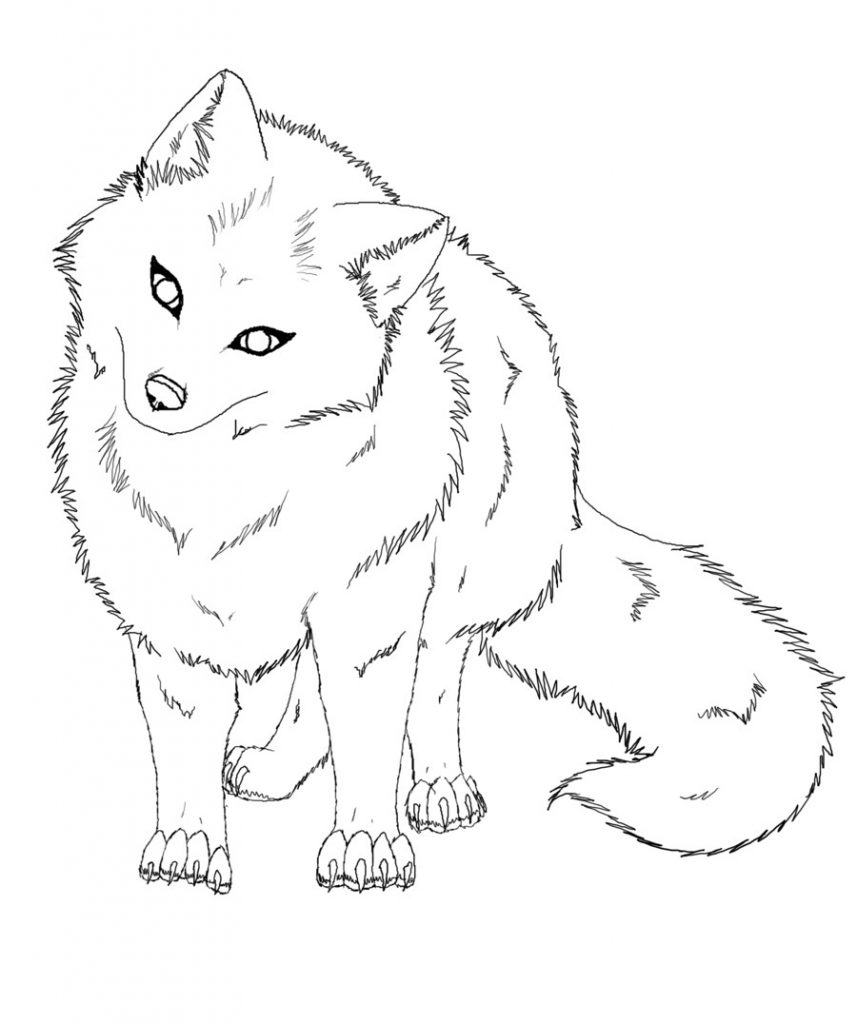 fox coloring pages creative cuties foxy fox coloring page pages coloring fox