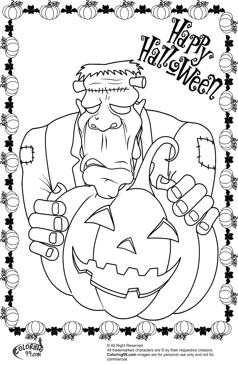 frankenstein coloring book pages desenhos para colorir frankenstein coloring pages book frankenstein