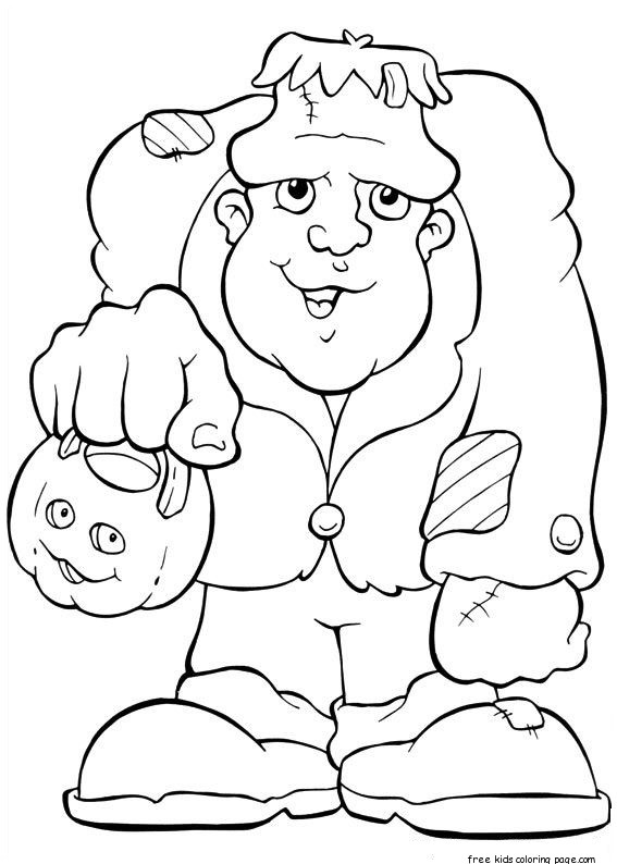 frankenstein coloring book pages halloween coloring pages frankenstein coloring pages book coloring pages frankenstein