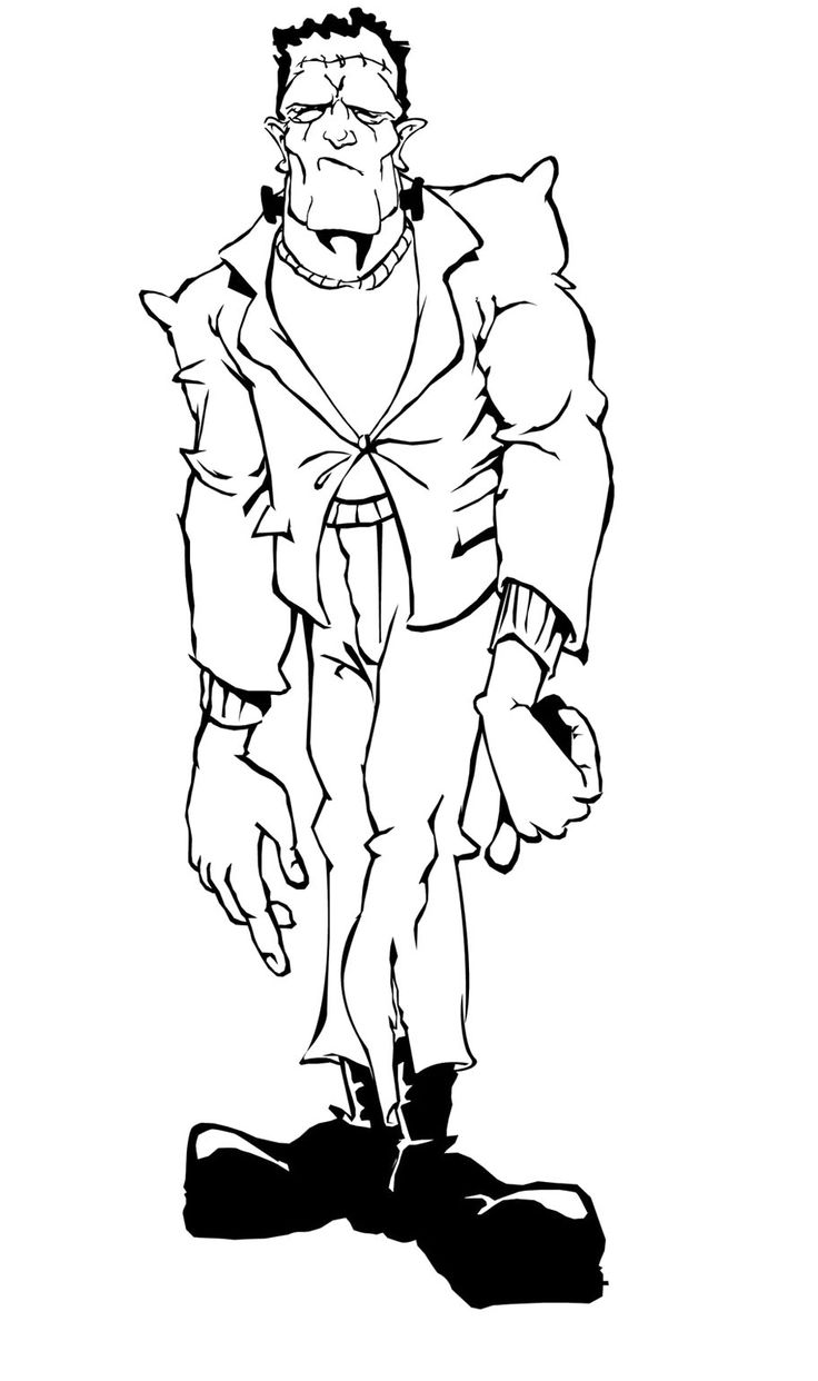 frankenstein coloring book pages halloween coloring pages frankenstein coloring pages coloring book pages frankenstein