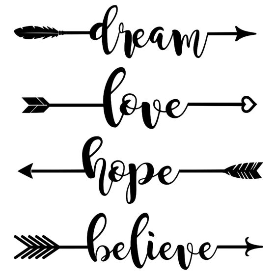 free arrow word puzzles online arrow love hope believe dream svgbombcom puzzles free online arrow word