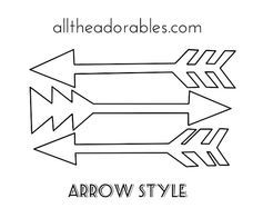 free arrow word puzzles online printable arrow stencil google search diy projects arrow online word puzzles free