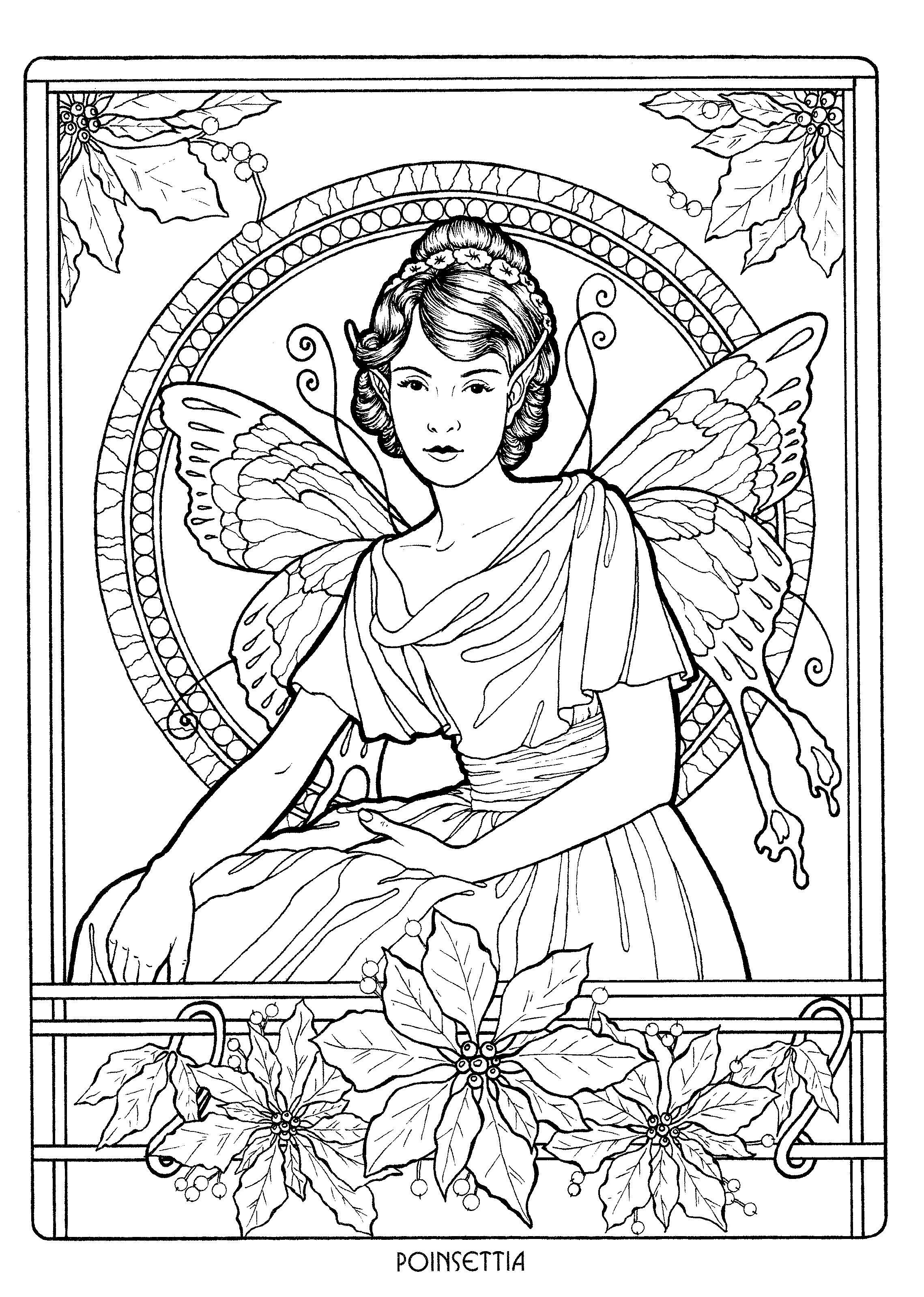 free art coloring pages adult woman art nouveau style coloring pages printable coloring pages free art