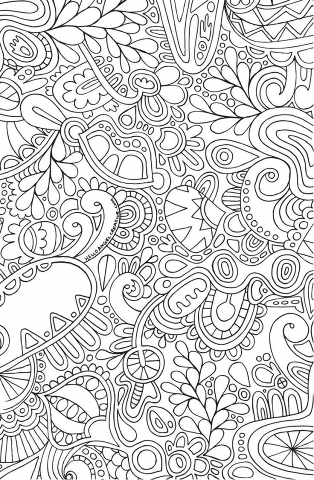 free art coloring pages get this printable doodle art coloring pages for grown ups free art pages coloring