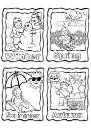 free coloring pages 4 seasons 1000 images about preschool 4 seasons on pinterest pages free 4 seasons coloring