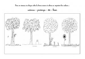 free coloring pages 4 seasons 4 seasons coloring pages sketch coloring page seasons pages free 4 coloring