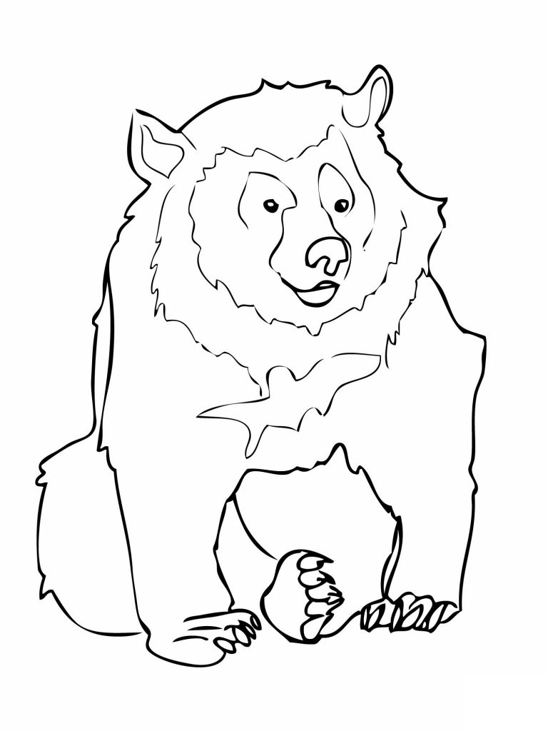 free coloring pages bears free printable care bear coloring pages for kids coloring free bears pages