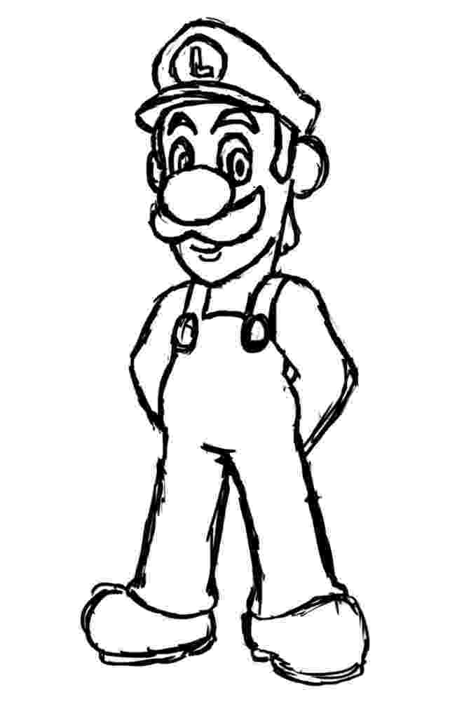free coloring pages for children free printable luigi coloring pages for kids pages children free coloring for