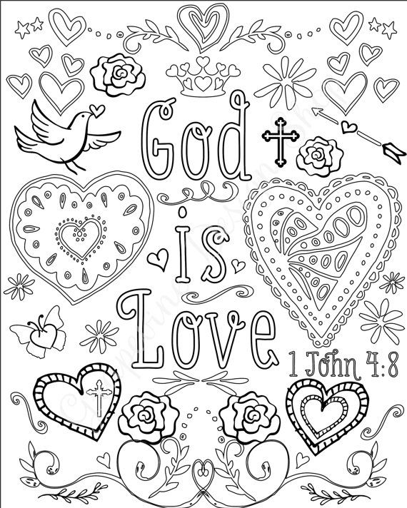 free coloring pages for childrens church bible verse coloring pages set of 5 instant download free coloring childrens pages for church