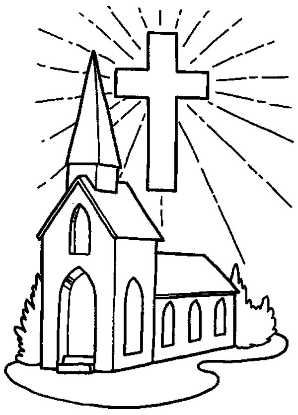 free coloring pages for childrens church drawing church coloring pages drawing church coloring coloring childrens church for free pages