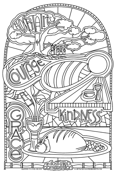 free coloring pages for childrens church illustrated compassion coloring pages illustrated church pages childrens free for coloring