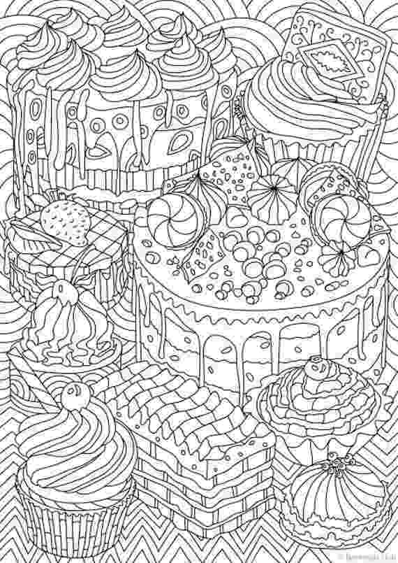 free coloring pages printable for adults ice cream printable adult coloring page from favoreads etsy adults printable coloring free for pages