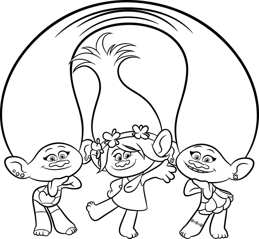 free coloring pages trolls related image poppy coloring page coloring pages for pages coloring trolls free
