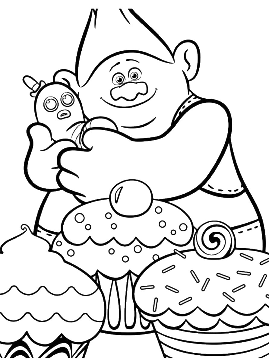 free coloring pages trolls trolls coloring pages to download and print for free trolls pages free coloring