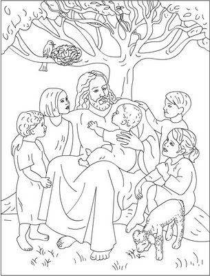 free colouring pages jesus jesus loves all the children of the world coloring page pages colouring jesus free