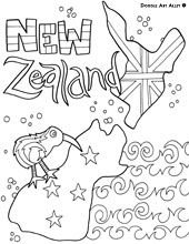 free colouring pages nz new zealand colouring map print this fun colouring map of pages free colouring nz