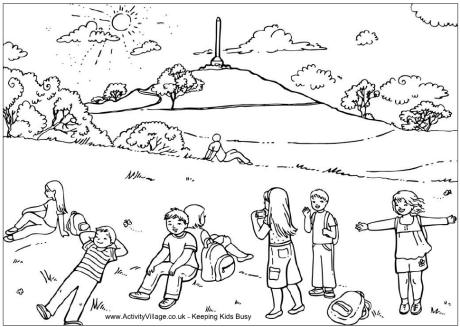 free colouring pages nz one tree hill colouring page colouring pages nz free